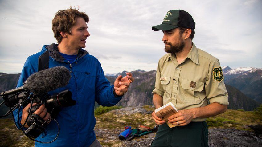 Pioneer Studios Ben Hamilton Behind the Scenes Conservation Filmmaking